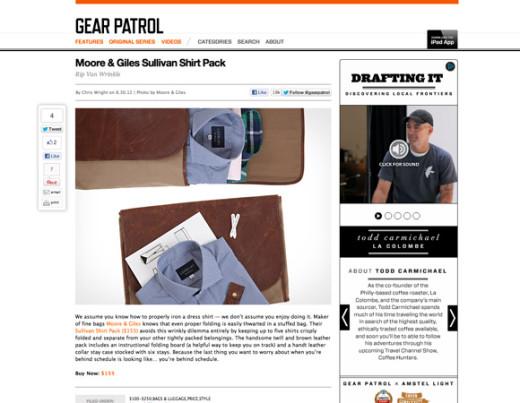 <a target='_blank' href='http://gearpatrol.com/2012/08/30/moore-giles-sullivan-shirt-pack/'>Gear Patrol – August 2012</a>