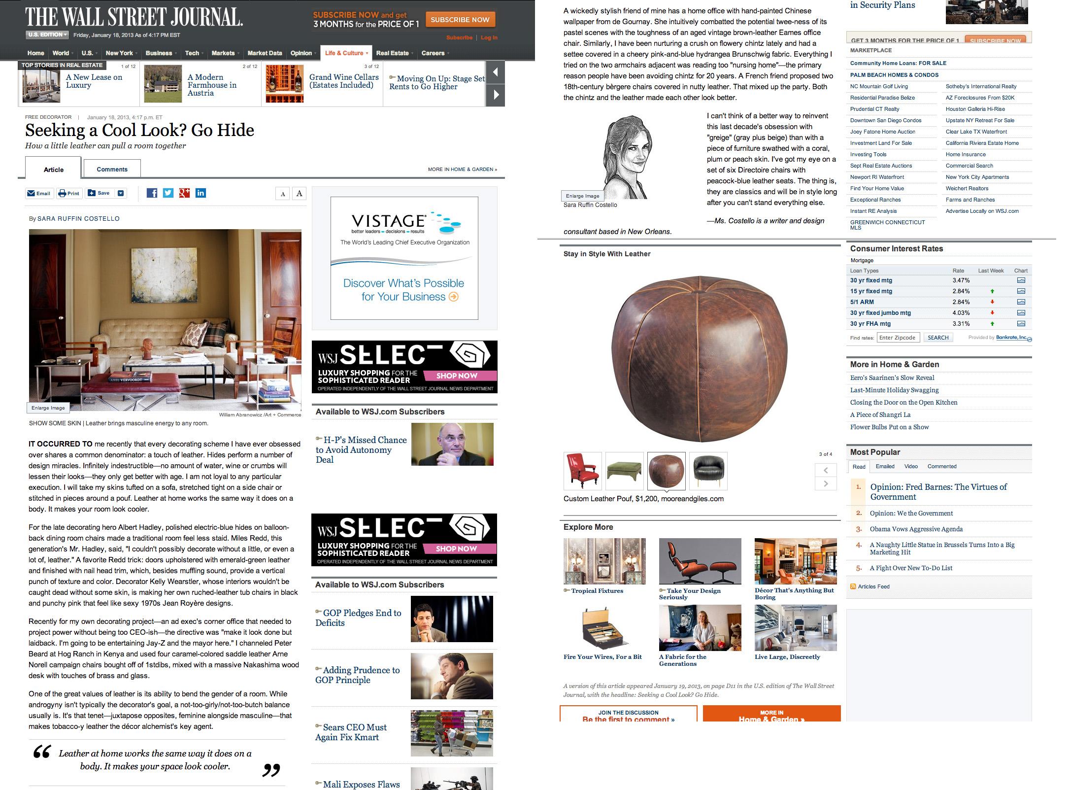 <a target='_blank' href='http://online.wsj.com/article/SB10001424127887323442804578235810407818082.html?mod=WSJ_ITP_offduty_13'>Wall Street Journal – January 2013</a>