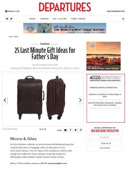 Departures.com – June 2016