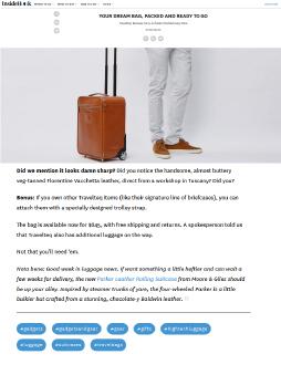 InsideHook.com – April 2016