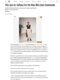 WMagazine.com – July 2016
