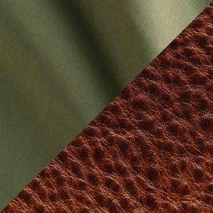 Ventile Olive & Titan Milled Brown