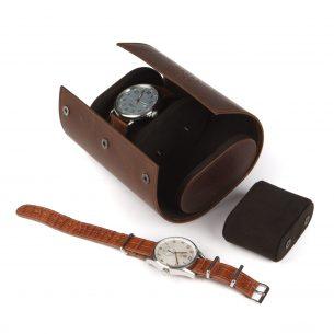 Double Watch Case