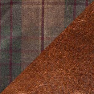 Waxwear Autumn Plaid & Baldwin Oak