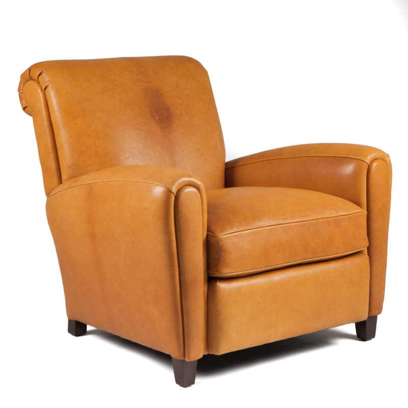 Traynham Club Chair Moore And Giles Inc