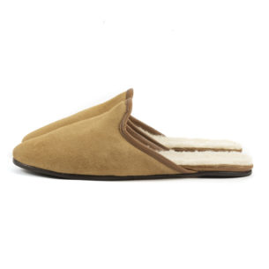 Women's Shearling Lined Slippers