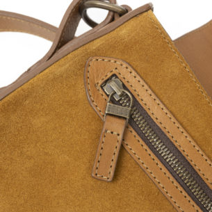 Pearl Laced Satchel