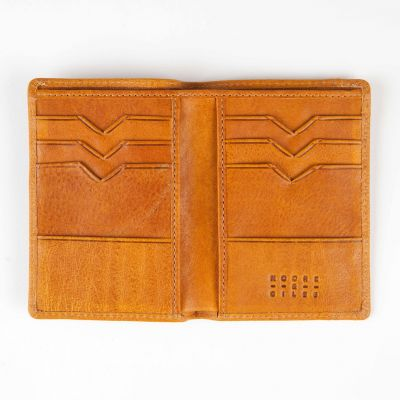 Mens Wallet - Modern Saddle