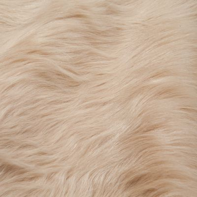 Hair on Hide Rug - Parchment - 10