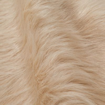 Hair on Hide Rug - Parchment - 4
