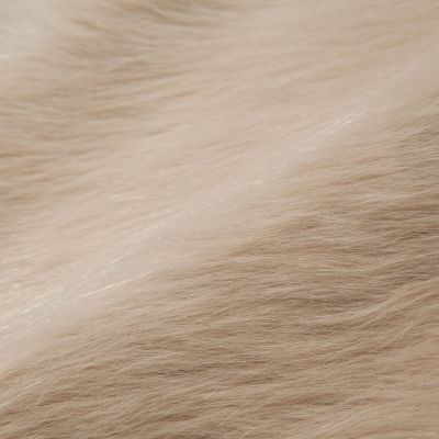 Hair on Hide Rug - Parchment - 7