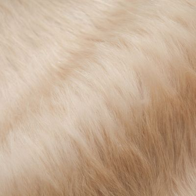Hair on Hide Rug - Parchment - 8