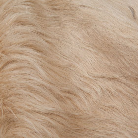 Hair on Hide Rug - Parchment