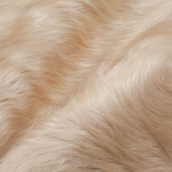 Hair on Hide Rug - Parchment - 5