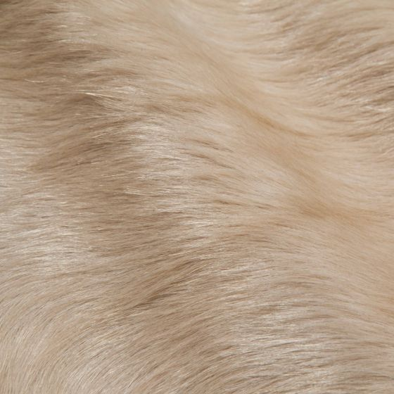 Hair on Hide Rug - Parchment - 9