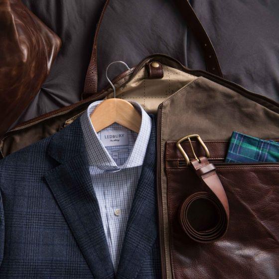 Stanley - Suit Valet - Waxwear Rangertan