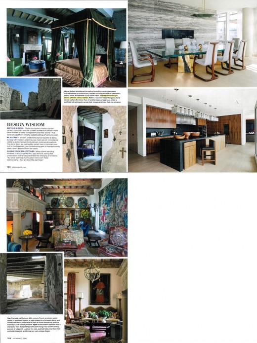 Architectural Digest – November 2013