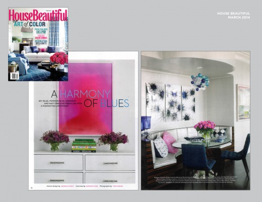 House Beautiful – March 2014